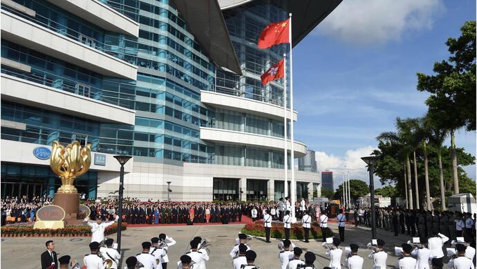 迅速跟进!香港政府宣布:所谓BNO护照不能用于在香港出入境图片