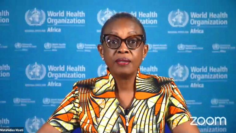 世卫组织官员:变异毒株加剧了非洲第二波疫情的蔓延