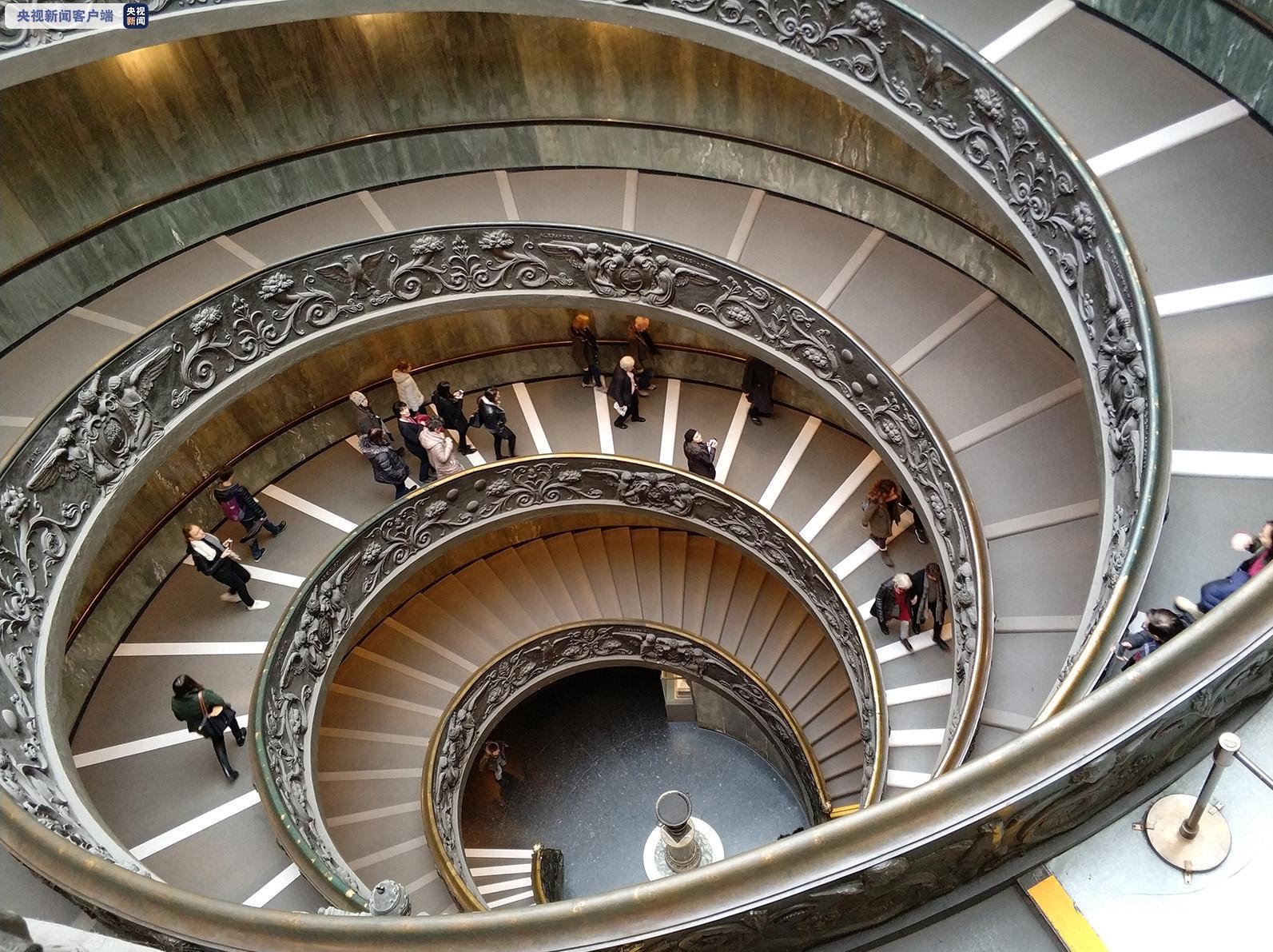关闭88天后 梵蒂冈博物馆重新开放