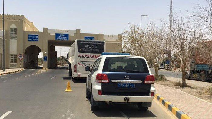 阿曼宣布将陆路边境关闭时间再次延长一周
