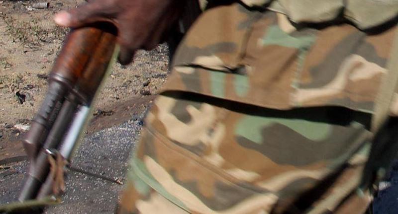 """发生交火 索马里国民军打死5名极端组织""""青年党""""分子"""