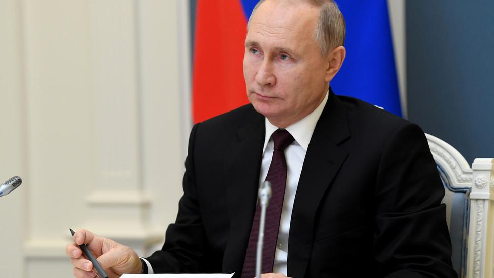 美俄仅存军控条约延长五年 普京签字了