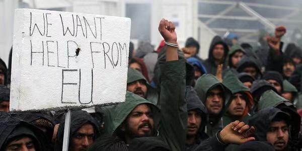 波黑从欧盟获得350万欧元解决难民过冬问题