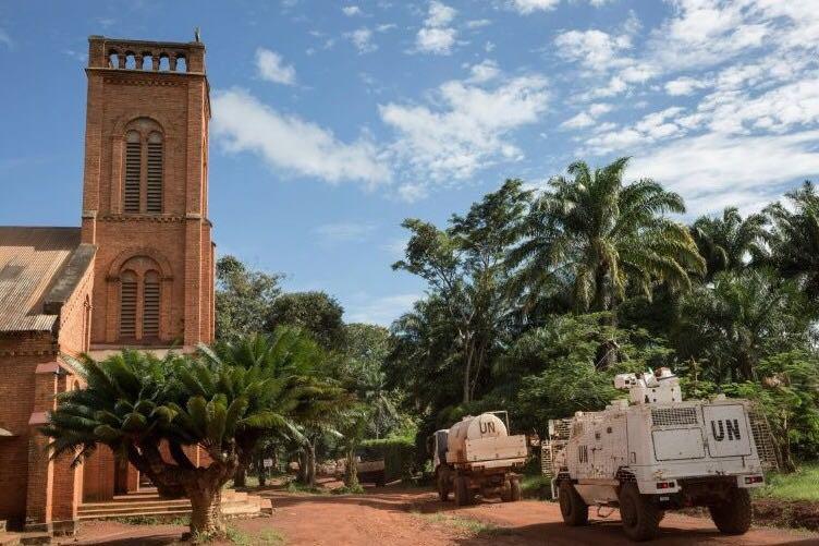 武装团体占领中非共和国东南部城镇班加苏