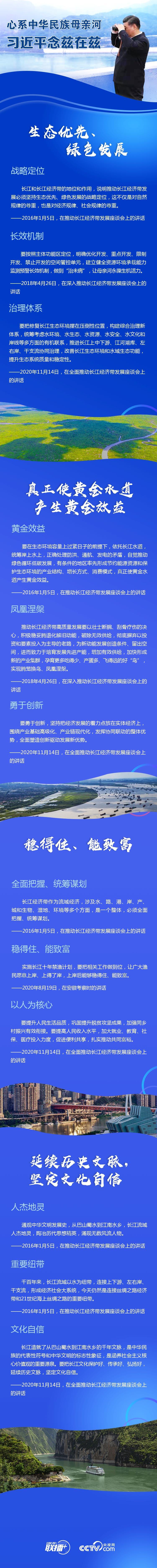 心系中华民族母亲河 习近平念兹在兹图片