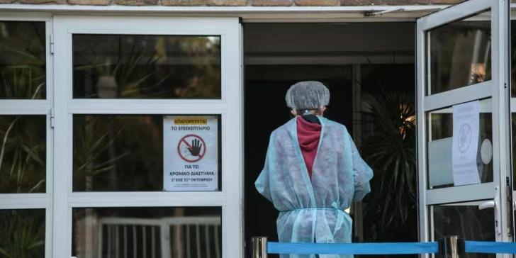 希腊新冠肺炎死亡病例突破5000例