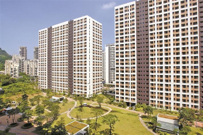 深圳现有442个存量住宅用地项目图片