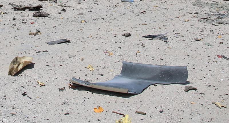 索马里南部地区发生两起爆炸 造成至少三人丧生