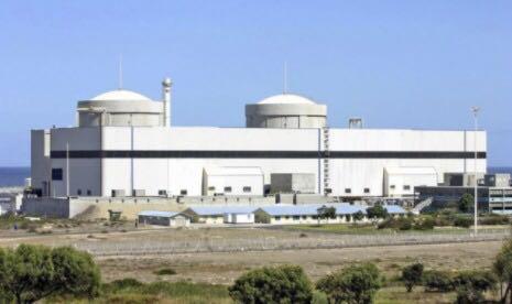 因蒸汽发生器发生泄漏 南非暂时关闭库贝赫核电站1号机组