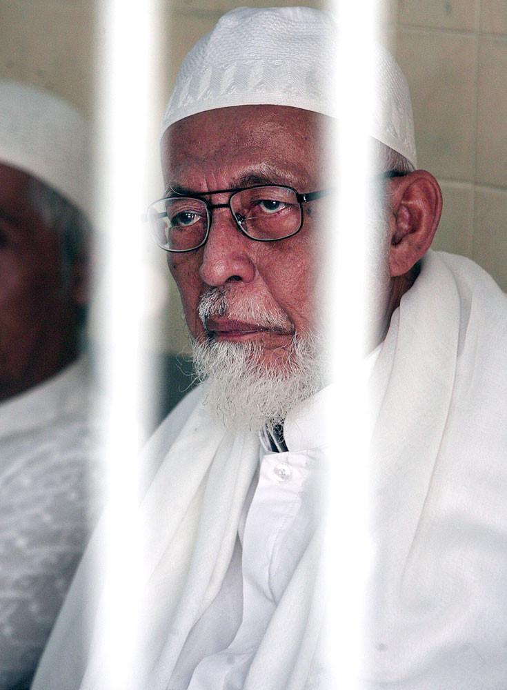 印尼头号恐怖份子巴希尔将获释