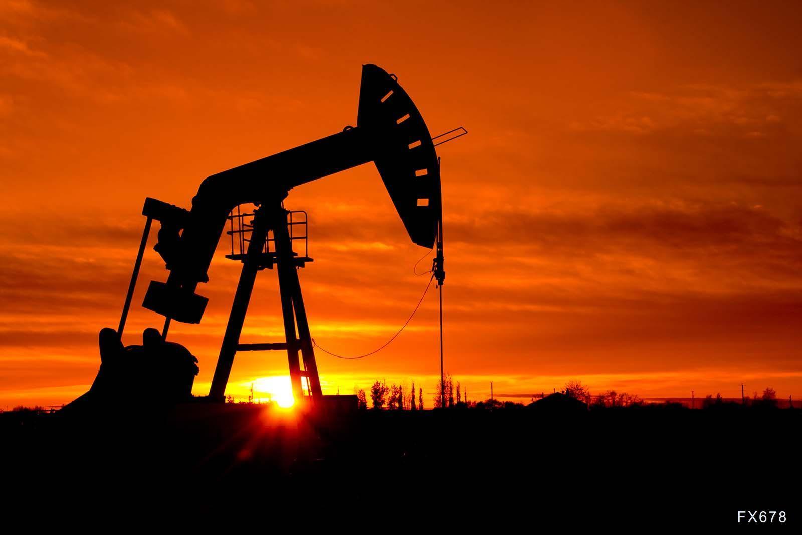 "INE原油触及去年3月上旬以来新高,沙特再度""身先士卒"",且默许两""刺头""特立独行"
