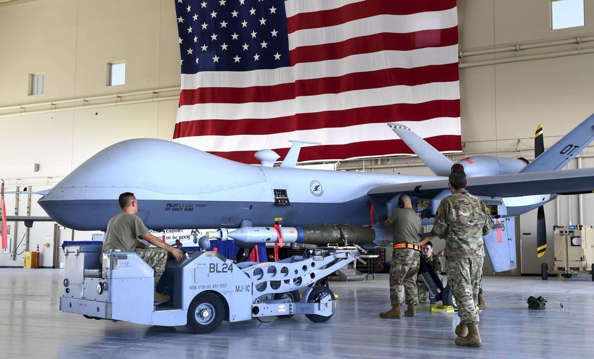 """美军向东欧国家部署""""死神""""无人机 距离俄罗斯不远"""