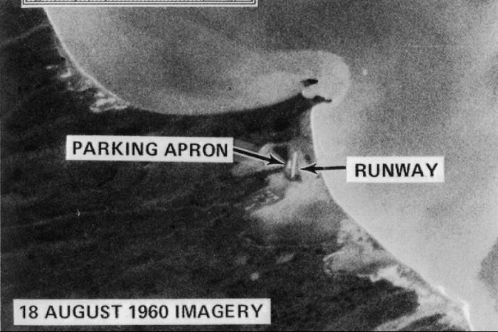 美冷战时期间谍卫星无意收集到了重要的环境数据