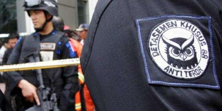 印尼警方击毙两名恐怖份子嫌疑人