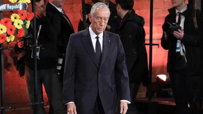 葡萄牙总统因与新冠肺炎确诊病例接触而被隔离
