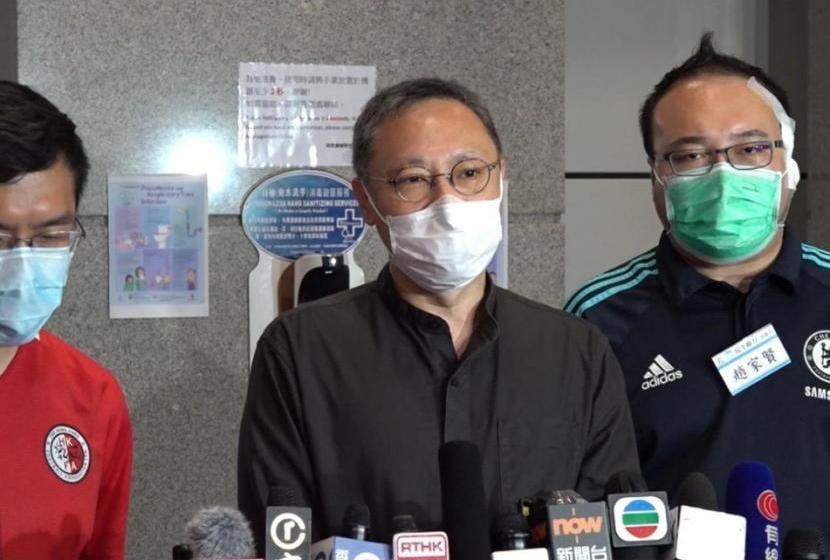 香港警务处国家安全处拘捕戴耀廷等50余人 涉嫌违反香港国安法