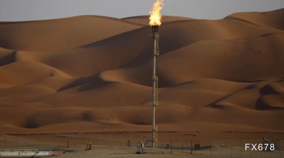 美油有望时隔逾10个月重新站上50关口,沙特再揽额外义务,晚间重要数据受关注