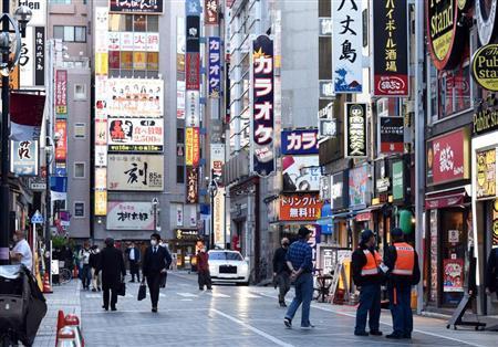 日本122人在路上或家中死亡后确诊新冠