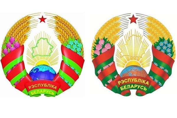白俄罗斯发布新版国徽