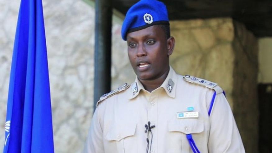 索马里发生一起针对警方发言人的袭击