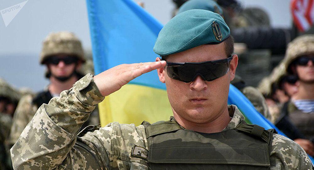 乌克兰军队将按照北约标准更改军衔 加速加入北约