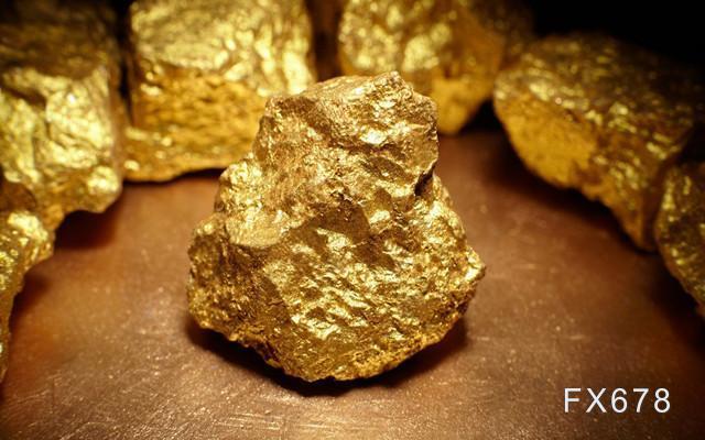 现货黄金重回千九关口下方 受美债收益率走强牵制