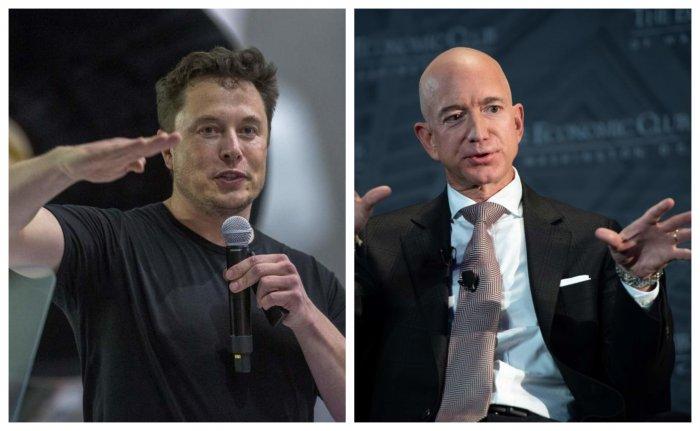 特斯拉CEO马斯克成全球首富 超亚马逊CEO15亿美元