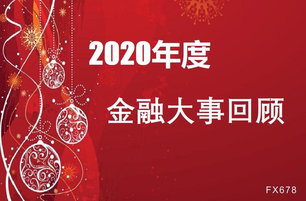 """一张图:2020年度金融市场大事记,2021年交易仍可能""""历史重演"""""""
