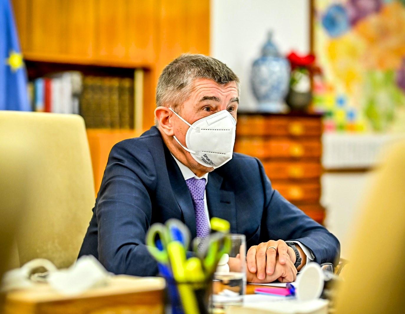 捷克总理:将寻求延长紧急状态30天