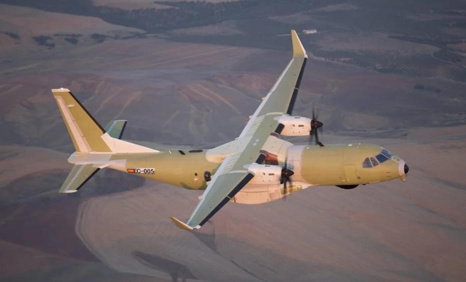 """印度购买56架C295战术运输机 还要实现""""国产"""""""