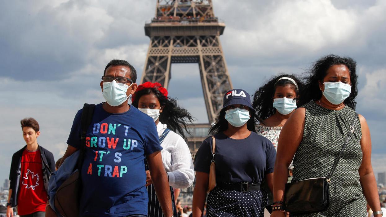 """法国新冠疫苗接种进度堪忧 恐三度""""封城"""""""