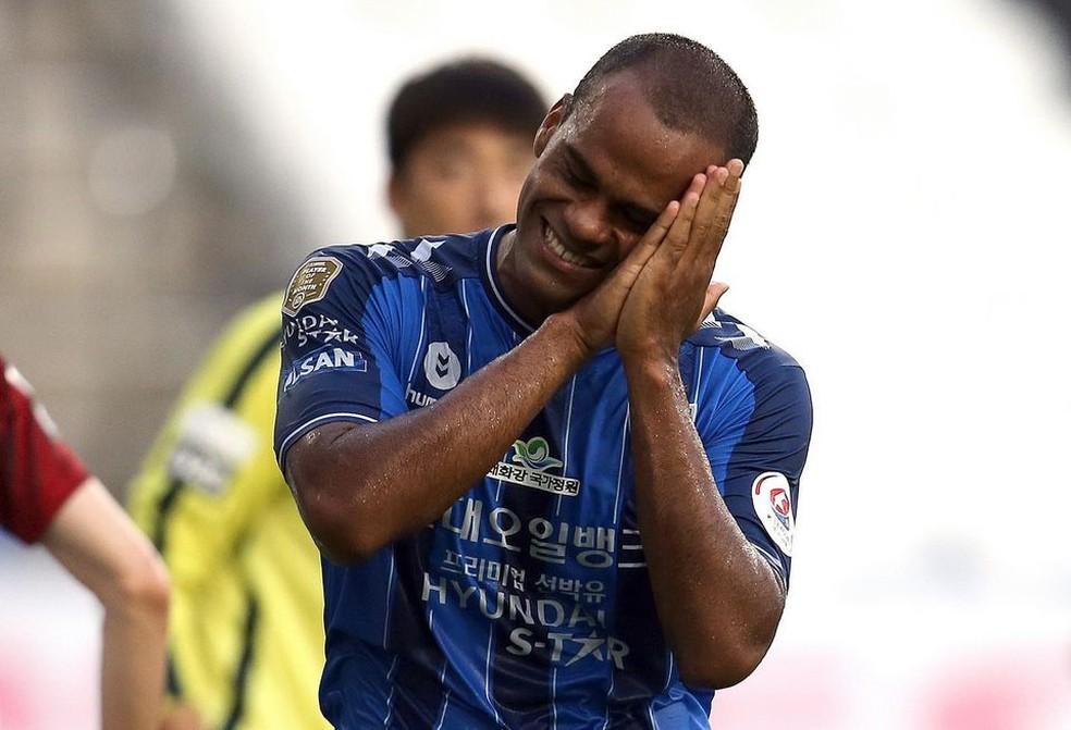儒尼奥尔:想租借蔚山两个月踢世俱杯,中国俱乐部不同意