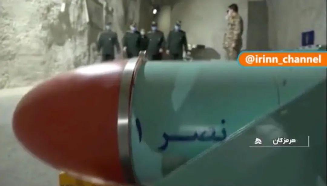 波斯湾沿岸,伊朗地下导弹基地曝光!