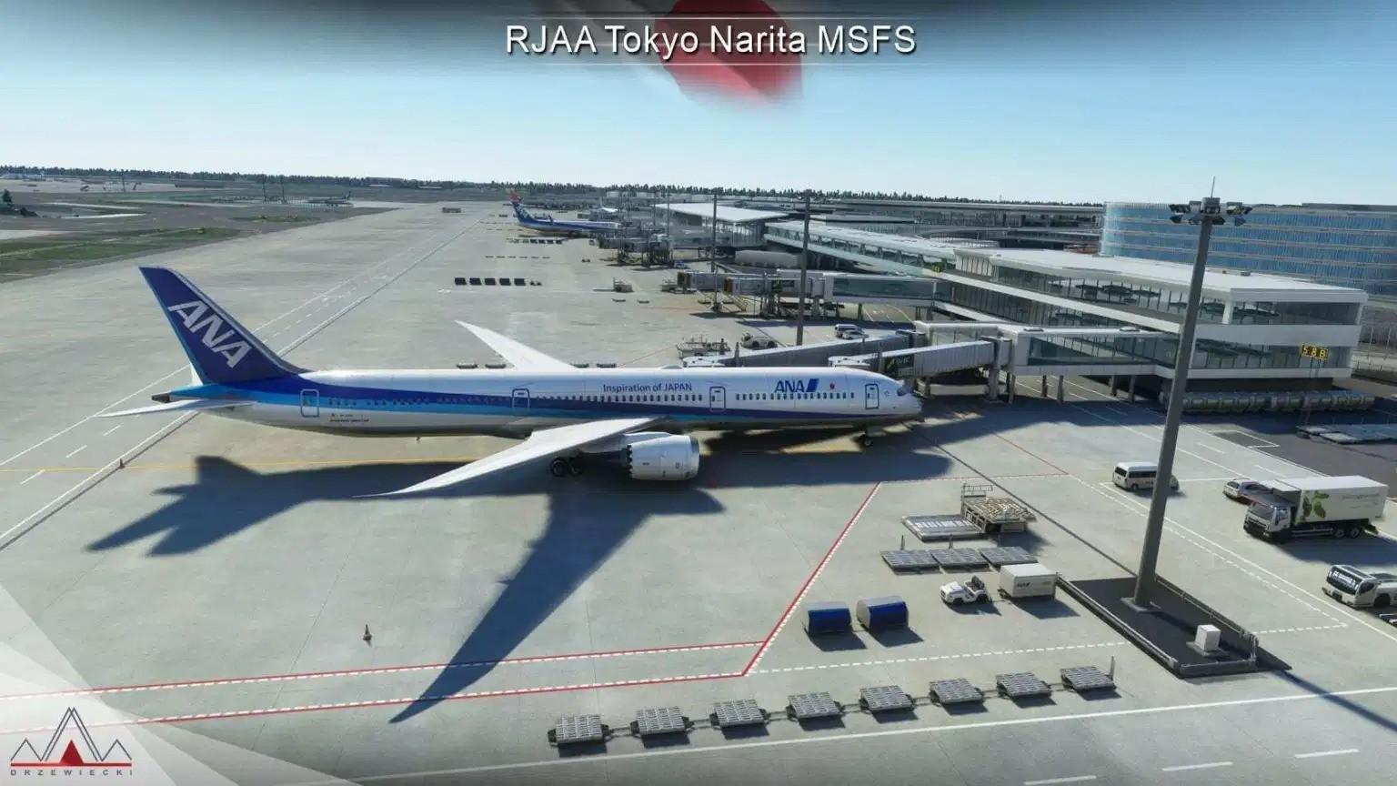 《微软飞行模拟》东京成田机场插件包推出