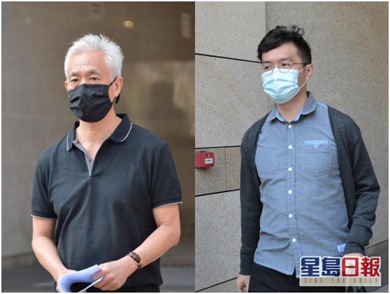 黎智英等9人涉嫌非法集结案今日开审 被告区诺轩、梁耀忠认罪图片