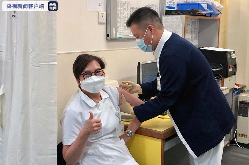澳门已有2000人接种国药新冠疫苗 未收到不良事件报告图片