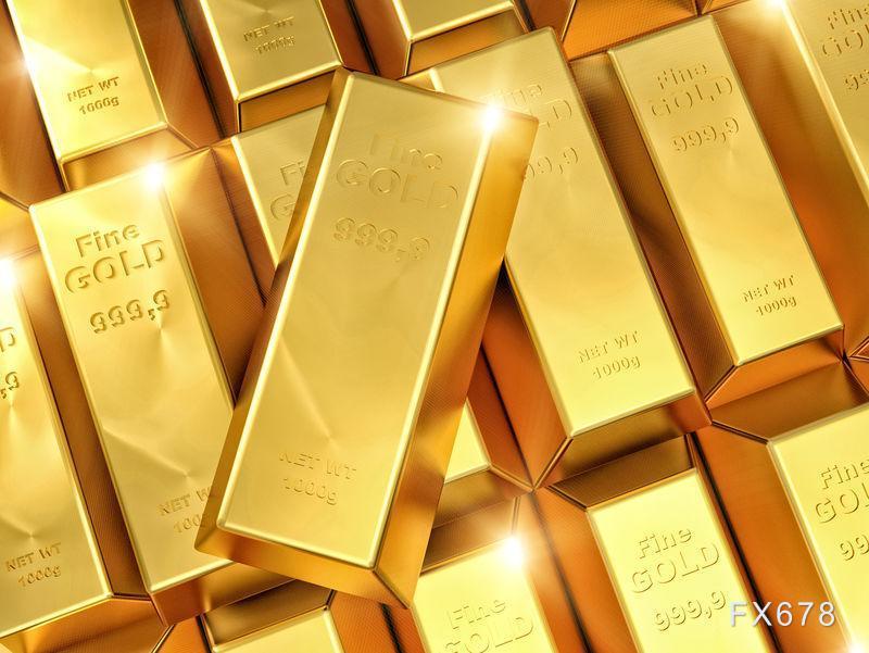 2月19日黄金交易策略:金价跌破1764,继续做空