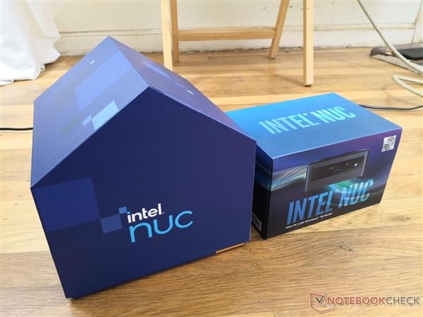 "Intel 11代酷睿NUC包装大改:送你一套""房子"""
