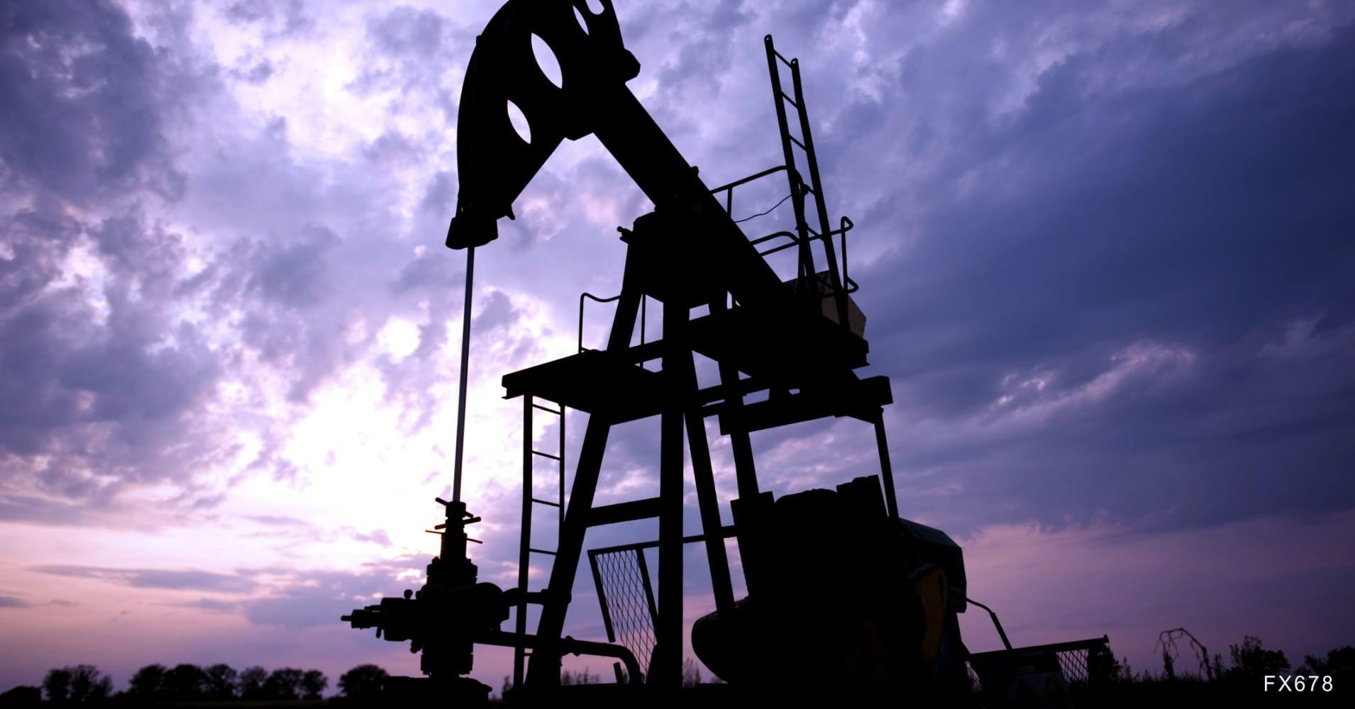INE原油大涨逾3%,创去年3月以来新高;沙特重申信守诺言,OPEC+会议应关注两大国博弈