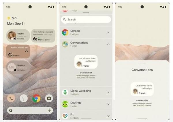 来了 Android 12第一个开发预览版将在本周四推送