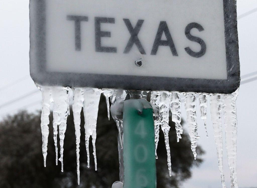 """暴风雪为何奇袭得州?""""平流层爆发增温""""了解一下"""