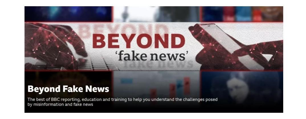 """""""战胜假新闻""""——BBC的倡议是认真的吗?"""