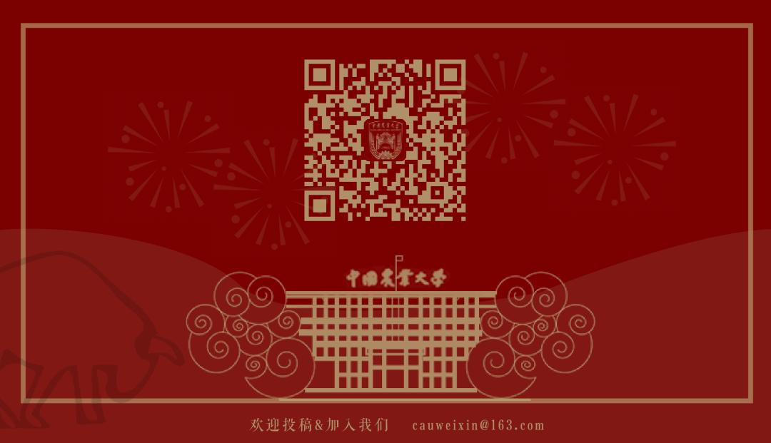 中国农大参演高校联合拜年大片《好运来》图片