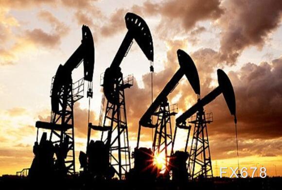 布油高位两连跌,高盛依然上调油价预期,后市逢低买入
