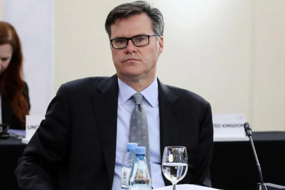 """美国前驻WTO大使又来""""带节奏"""":把鸡蛋全放这一个篮子,将正中中国下怀图片"""