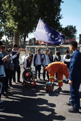 四平支队黄力佳喜获共青团中央表彰