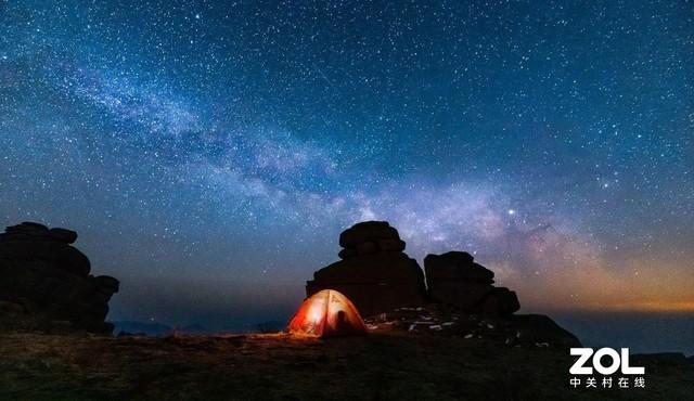 又到银河季!银河星轨拍摄要准备什么
