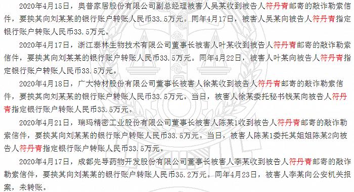 冒充记者勒索134万:奥普家居等4公司上钩 89年高中男如何做到的?