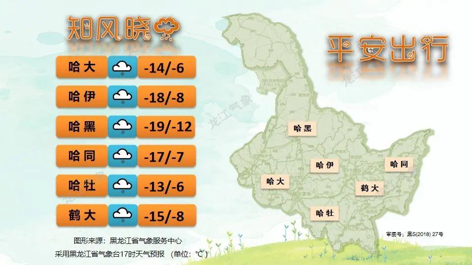 降雪一波接一波!未来几天,气温仍难升高……