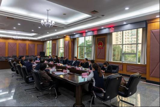 辽宁高院任延忠、许明副院长一行到省法院考察指导工作图片